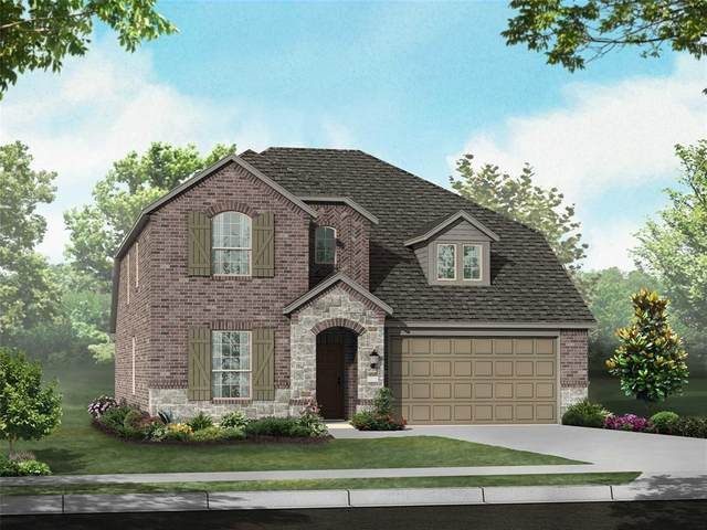 824 Hawks Way, Northlake, TX 76226 (MLS #14377413) :: Justin Bassett Realty