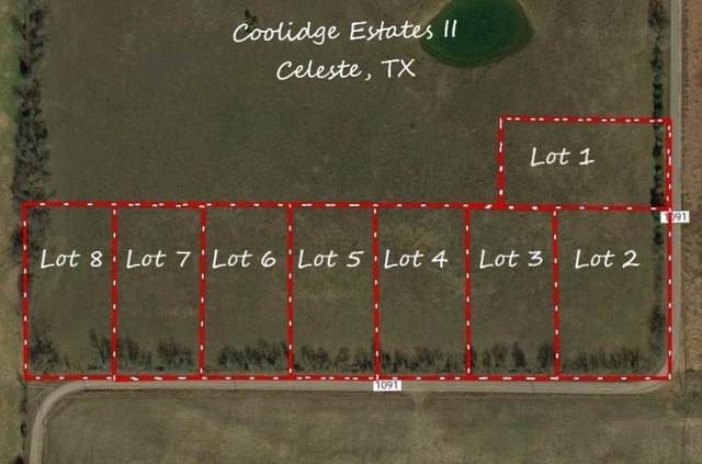 Lot 1 County Road 1091, Celeste, TX 75423 (MLS #14377914) :: Hargrove Realty Group