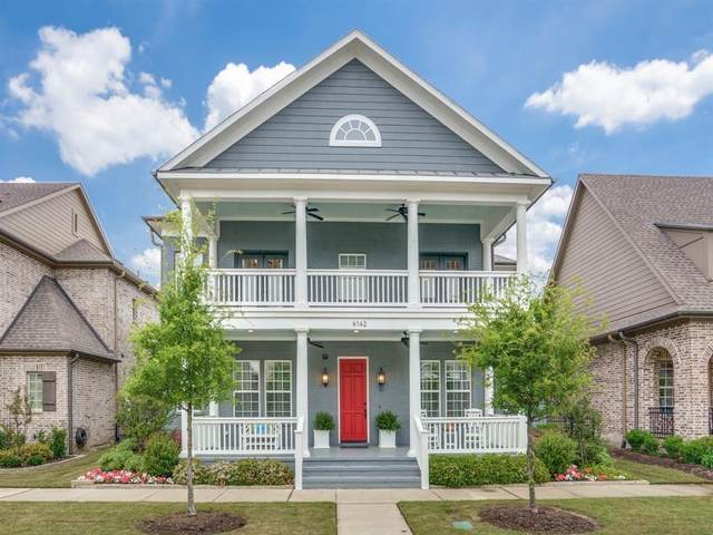4142 Wellesley Avenue, Frisco, TX 75034 (MLS #14377972) :: Trinity Premier Properties