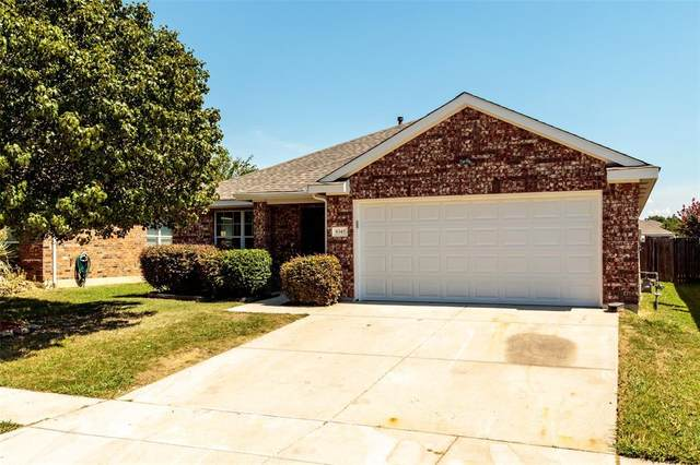 8345 Horseshoe Bend Drive, Fort Worth, TX 76131 (MLS #14377994) :: The Heyl Group at Keller Williams