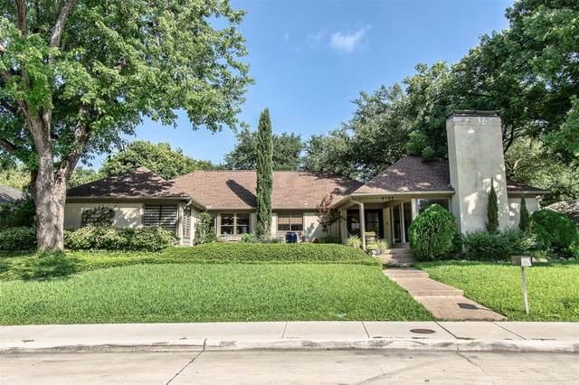 9103 Arbor Park Drive, Dallas, TX 75243 (MLS #14378136) :: The Chad Smith Team