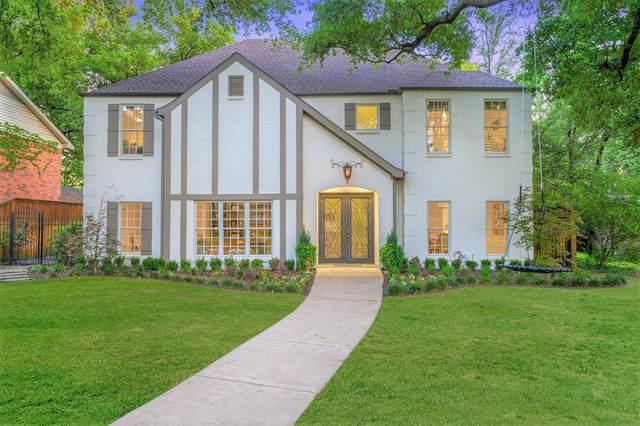 5858 Colhurst Street, Dallas, TX 75230 (MLS #14378145) :: The Daniel Team