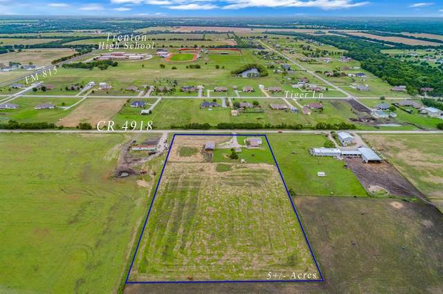 536 County Road 4918, Trenton, TX 75490 (MLS #14378240) :: Baldree Home Team