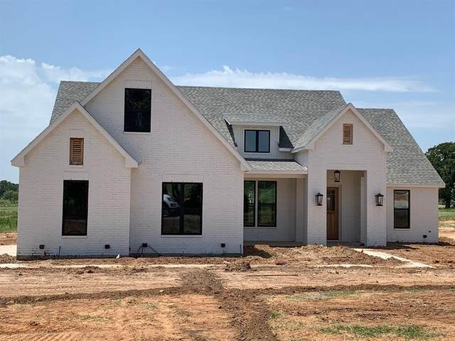 120 Beulah Road, Weatherford, TX 76066 (MLS #14378351) :: Real Estate By Design
