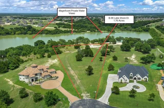 B-96 Lake Shore Drive, Mckinney, TX 75071 (MLS #14378446) :: The Mauelshagen Group