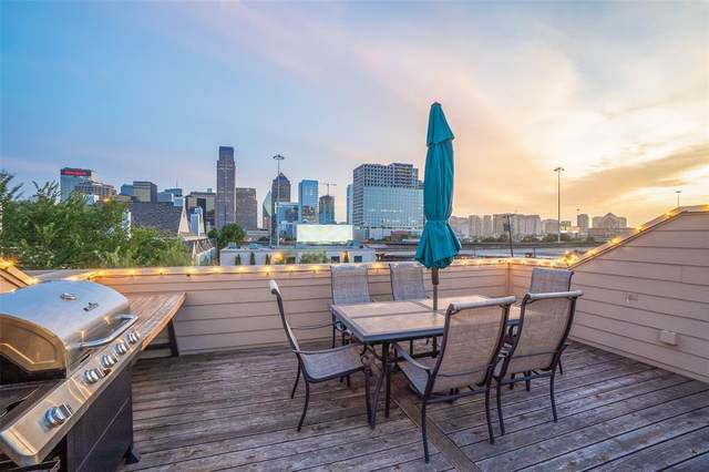 1016 Liberty Street #2, Dallas, TX 75204 (MLS #14378462) :: RE/MAX Landmark