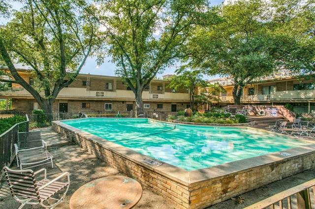 2525 Turtle Creek Boulevard #521, Dallas, TX 75219 (MLS #14378472) :: RE/MAX Landmark