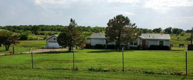 602 Coyote Trail, Rhome, TX 76078 (MLS #14378534) :: Trinity Premier Properties