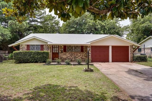 809 N Lucas Drive, Grapevine, TX 76051 (MLS #14378570) :: The Heyl Group at Keller Williams
