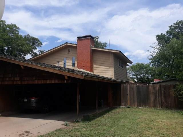 33 Ave A NW, Hamlin, TX 79520 (MLS #14378603) :: The Chad Smith Team