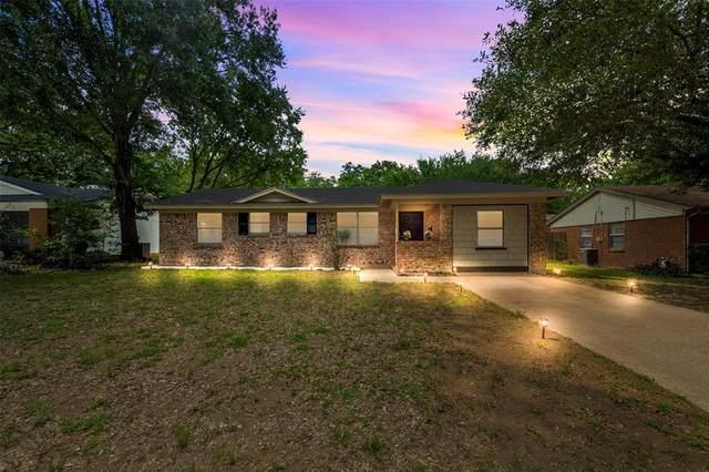 2214 Cales Drive, Arlington, TX 76013 (MLS #14378732) :: The Good Home Team