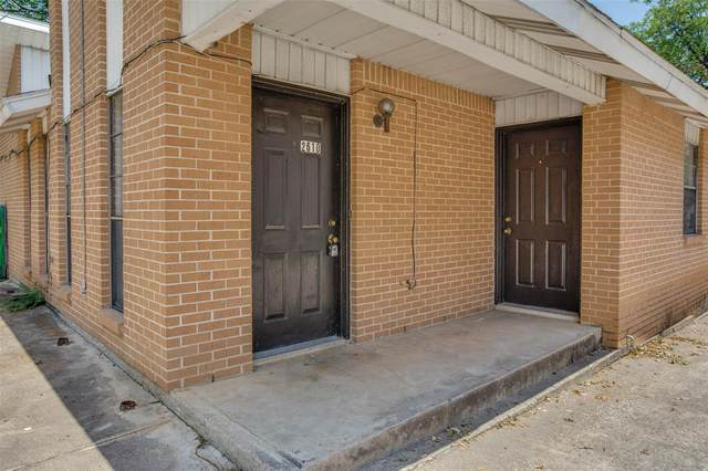 2608 Lubbock Avenue, Fort Worth, TX 76109 (MLS #14378812) :: RE/MAX Landmark
