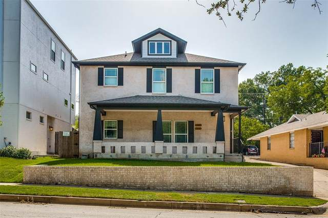2612 Lubbock Avenue, Fort Worth, TX 76109 (MLS #14378832) :: RE/MAX Landmark