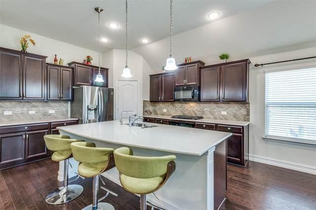 2404 Boatman Drive, Little Elm, TX 75068 (MLS #14378861) :: The Mitchell Group