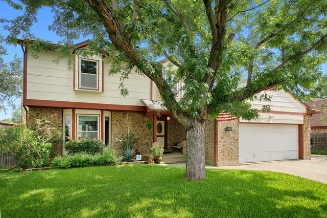 4905 Thorncliffe Drive, Arlington, TX 76016 (MLS #14378937) :: Team Tiller