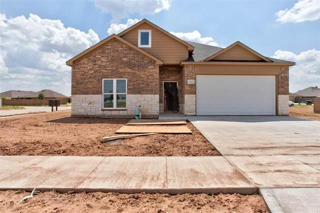 3601 Seymour Court, Abilene, TX 79606 (MLS #14379018) :: The Chad Smith Team