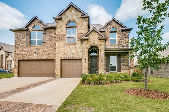 409 Double Creek Drive, Midlothian, TX 76065 (MLS #14379029) :: The Hornburg Real Estate Group