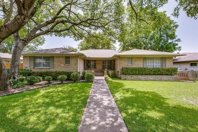 7446 Walling Lane, Dallas, TX 75231 (MLS #14379171) :: Baldree Home Team