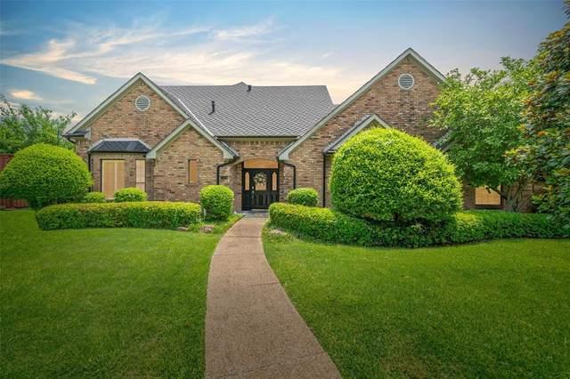 7036 Mumford Street, Dallas, TX 75252 (MLS #14379264) :: Baldree Home Team