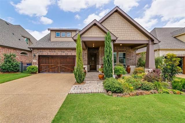 1201 Chapel Hill Court, Mckinney, TX 75069 (MLS #14379372) :: The Kimberly Davis Group