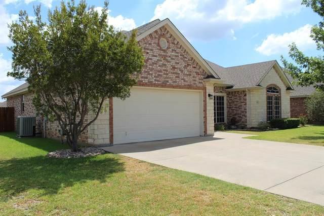 811 Bent Wood Lane, Cleburne, TX 76033 (MLS #14379569) :: Trinity Premier Properties