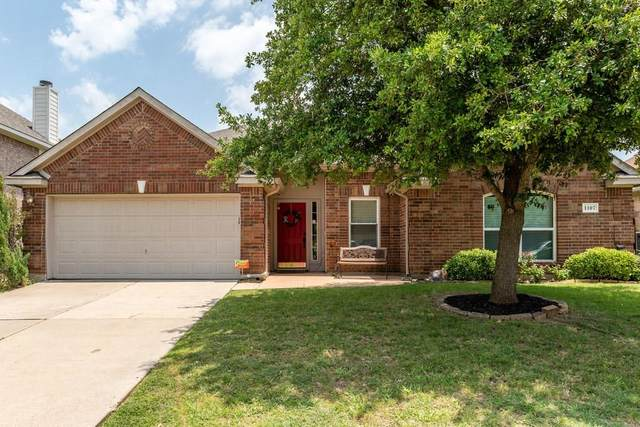 1107 Remington Ranch Road, Mansfield, TX 76063 (MLS #14379842) :: All Cities USA Realty