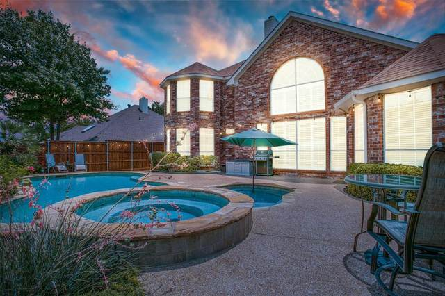 1404 Willowross Way, Flower Mound, TX 75028 (MLS #14379887) :: Team Hodnett