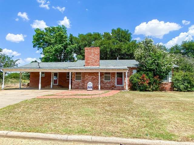 330 S 7th Avenue, Munday, TX 76371 (MLS #14379896) :: Team Tiller
