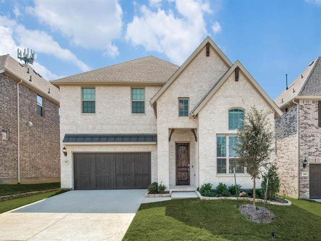 3412 Begonia Lane, Irving, TX 75038 (MLS #14379904) :: Maegan Brest | Keller Williams Realty