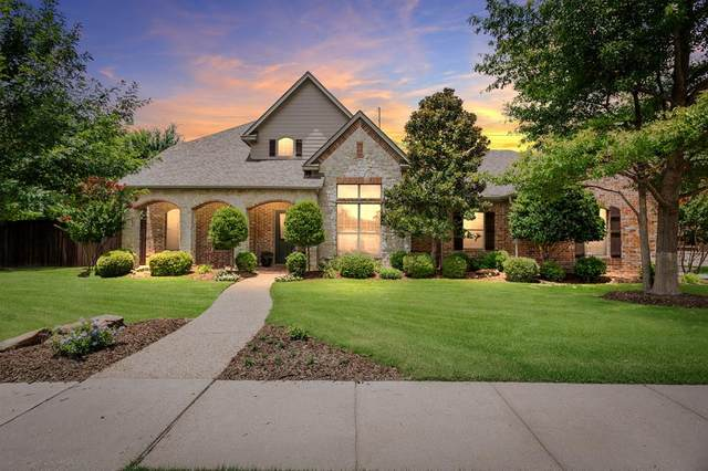 710 Amistad Drive, Prosper, TX 75078 (MLS #14380265) :: All Cities USA Realty