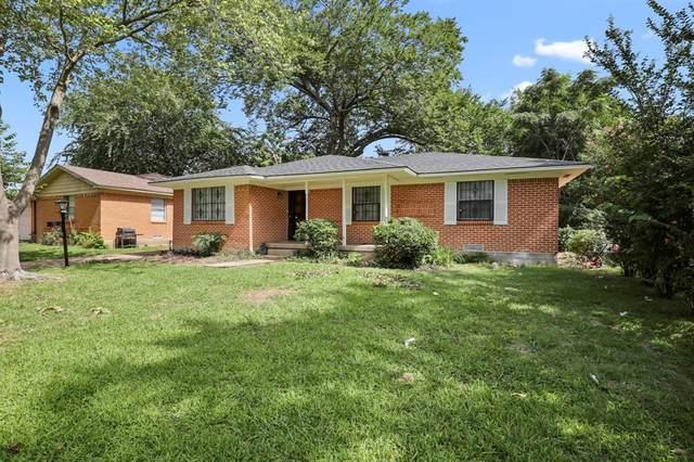 9235 Donnybrook Lane, Dallas, TX 75217 (MLS #14380435) :: Tenesha Lusk Realty Group