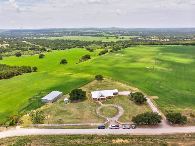 505 County Road 121, Stephenville, TX 76401 (MLS #14380565) :: The Good Home Team
