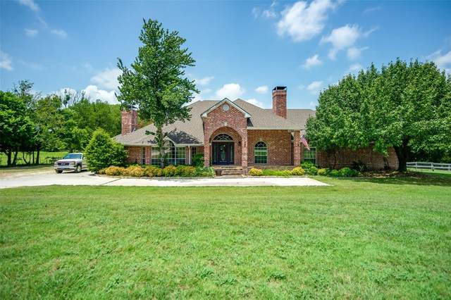 417 Country Club Road, Fairview, TX 75069 (MLS #14380745) :: Frankie Arthur Real Estate