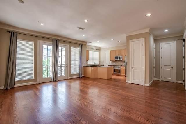 2300 Leonard Street #401, Dallas, TX 75201 (MLS #14380953) :: Front Real Estate Co.