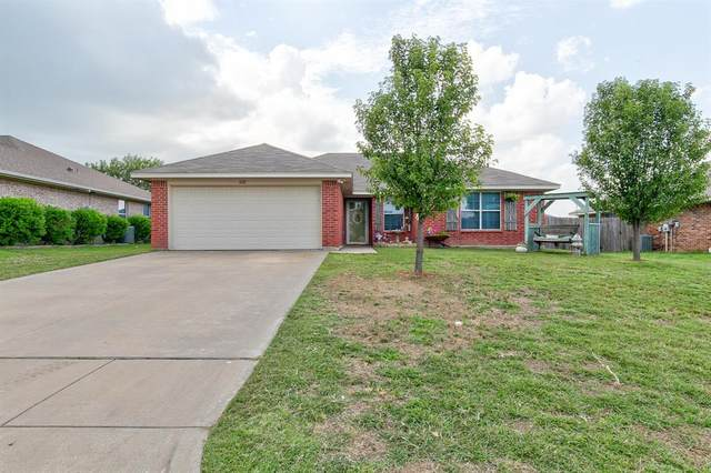 1632 Turtledove Drive, Cleburne, TX 76033 (MLS #14381130) :: The Chad Smith Team