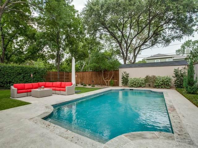 4140 Brunswick Drive, Dallas, TX 75220 (MLS #14381525) :: Team Tiller