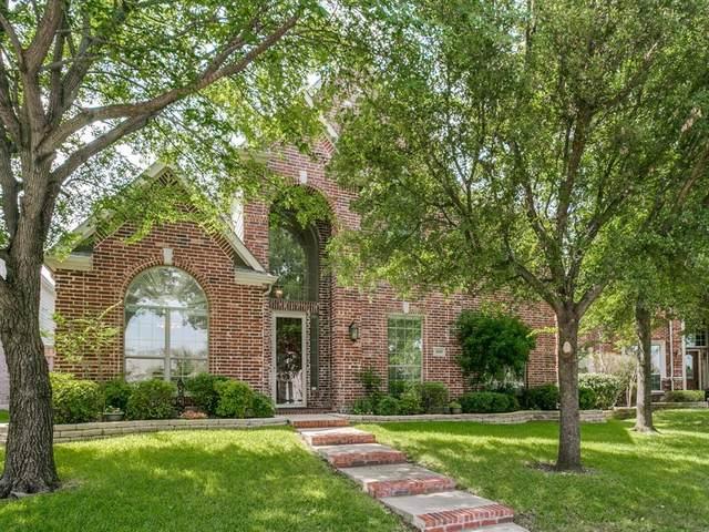 4660 Chapel Creek Drive, Plano, TX 75024 (MLS #14381704) :: The Good Home Team
