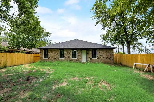 603 S Park Street, Terrell, TX 75160 (MLS #14381768) :: NewHomePrograms.com LLC