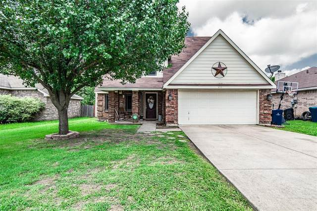 495 Sunrise Circle, Seagoville, TX 75159 (MLS #14381846) :: Team Tiller