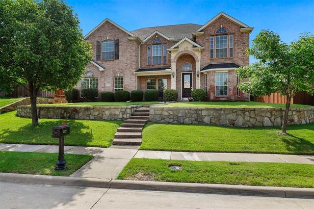 5822 Midnight Moon Drive, Frisco, TX 75036 (MLS #14381869) :: All Cities USA Realty