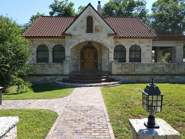 511 E Farrar Street, Groesbeck, TX 76642 (MLS #14381918) :: Justin Bassett Realty