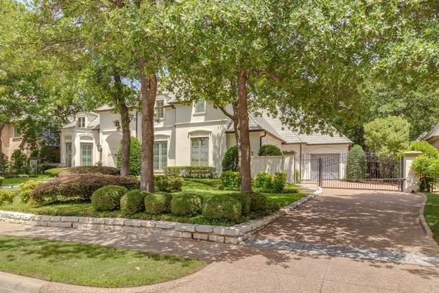 5401 Miramar Lane, Colleyville, TX 76034 (MLS #14382199) :: The Mauelshagen Group