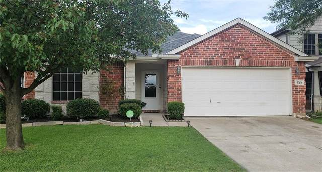 501 Kaie Teur Drive, Anna, TX 75409 (MLS #14382330) :: The Heyl Group at Keller Williams
