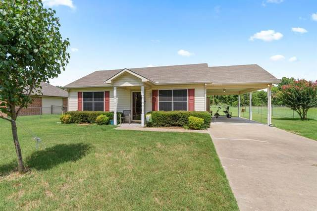 121 Cedar Bend Drive, Trinidad, TX 75163 (MLS #14382406) :: The Good Home Team