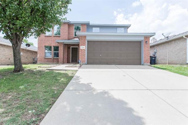 7520 Rock Garden Trail, Fort Worth, TX 76123 (MLS #14382614) :: NewHomePrograms.com LLC