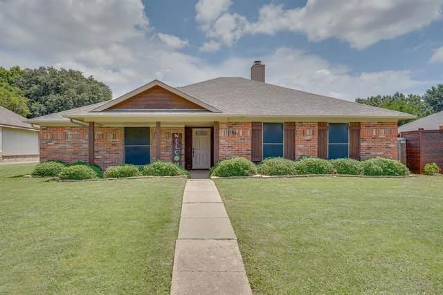 1641 N Valley Parkway, Lewisville, TX 75077 (MLS #14383193) :: Post Oak Realty