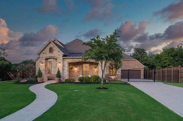 415 Wichita Court, Highland Village, TX 75077 (MLS #14383215) :: Justin Bassett Realty