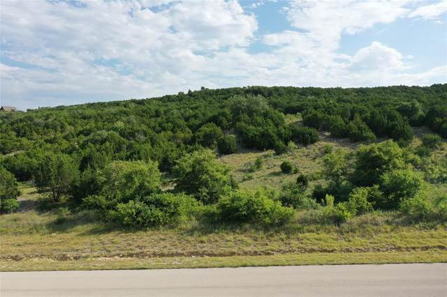 678 Balcones Lane, Graford, TX 76449 (MLS #14383216) :: The Rhodes Team