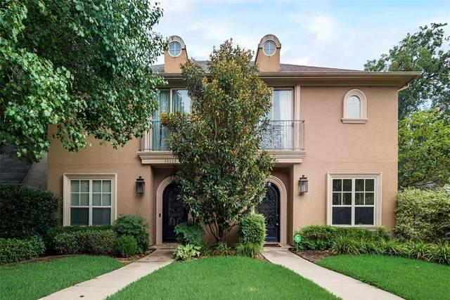 5622 Martel Avenue A, Dallas, TX 75206 (MLS #14383376) :: The Hornburg Real Estate Group