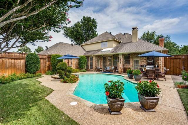 3221 Clymer Drive, Plano, TX 75025 (MLS #14383640) :: The Hornburg Real Estate Group
